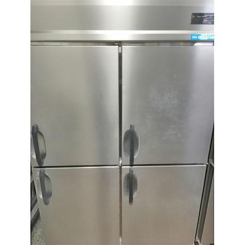 冷蔵庫 大和冷機 403CD-PL-EC 業務用 中古/送料別途見積 幅1200×奥行800×高さ1900