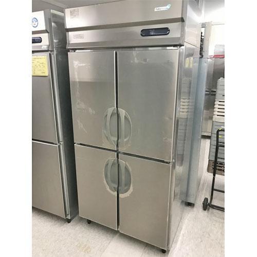 縦型冷蔵庫 福島工業(フクシマ) URN-090RM6 業務用 中古/送料別途見積 幅900×奥行650×高さ1950