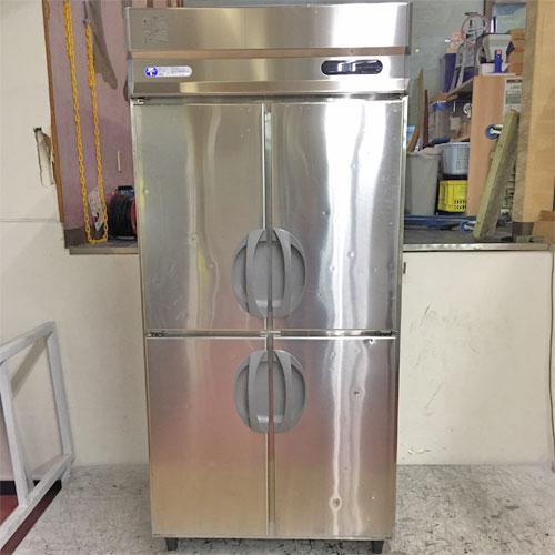 縦型冷凍庫 福島工業(フクシマ) URD-34FETAI 業務用 中古/送料無料 幅900×奥行800×高さ1950