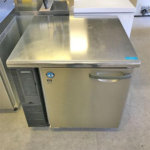 冷蔵コールドテーブル ホシザキ RT-80SDE1 業務用 中古/送料無料 幅800×奥行800×高さ800