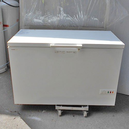 冷凍ストッカー パナソニック(Panasonic) SCR-RH36VA 業務用 中古/送料別途見積 幅1262×奥行695×高さ858