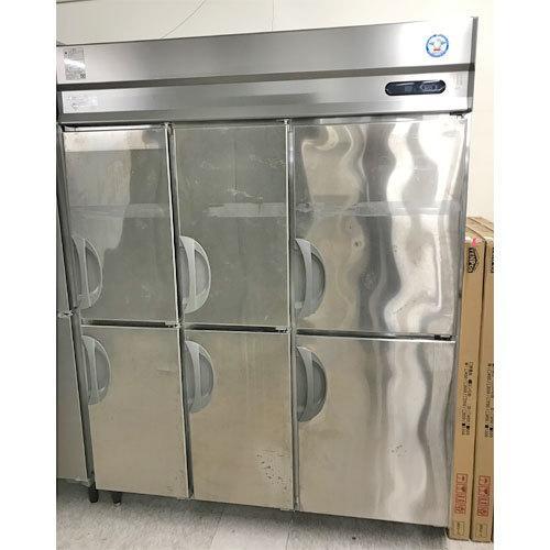 縦型冷蔵庫 福島工業(フクシマ) ARD-1560RM 業務用 中古/送料別途見積 幅1490×奥行800×高さ1950