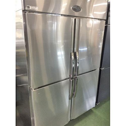 4ドア冷蔵庫 フジマック FR1280J 業務用 中古/送料別途見積 幅1200×奥行800×高さ1940