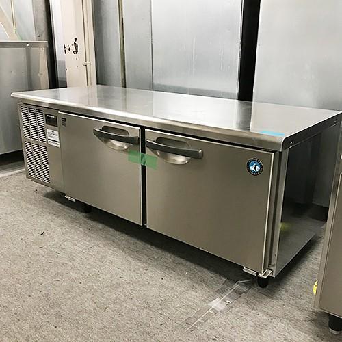 冷蔵コールドテーブル ホシザキ RL-150SNC 業務用 中古/送料別途見積 幅1500×奥行600×高さ600