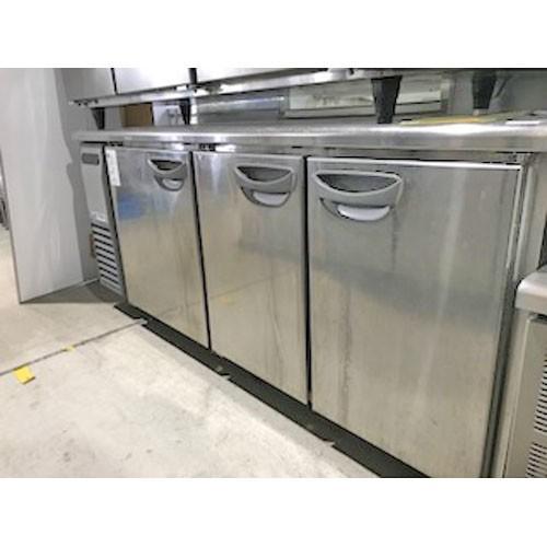 冷蔵コールドテーブル 福島工業(フクシマ) TRC-60RE 業務用 中古/送料別途見積
