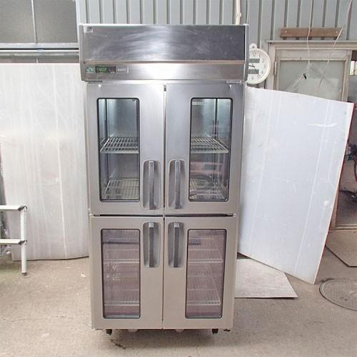 縦型冷蔵庫 サンヨー SRR-J981VS 業務用 中古/送料別途見積