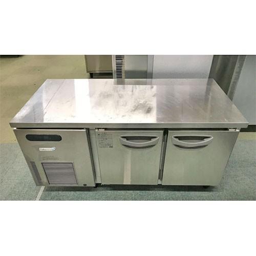 低冷蔵コールドテーブル 福島工業(フクシマ) TNC-40RM3-F 業務用 中古/送料別途見積