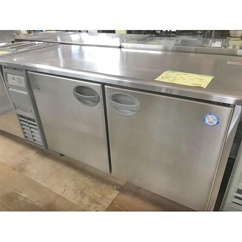 冷蔵コールドテーブル 福島工業(フクシマ) YRC-150RM2 業務用 中古/送料別途見積