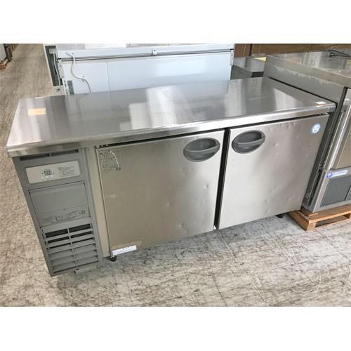 冷蔵コールドテーブル 福島工業(フクシマ) YRC-150RM2-F(改) 業務用 中古/送料別途見積