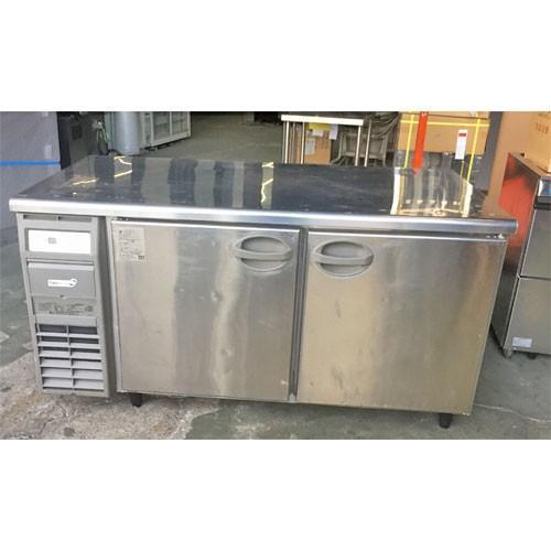冷蔵コールドテーブル 福島工業(フクシマ) YRW-150RE1-F 業務用 中古/送料別途見積
