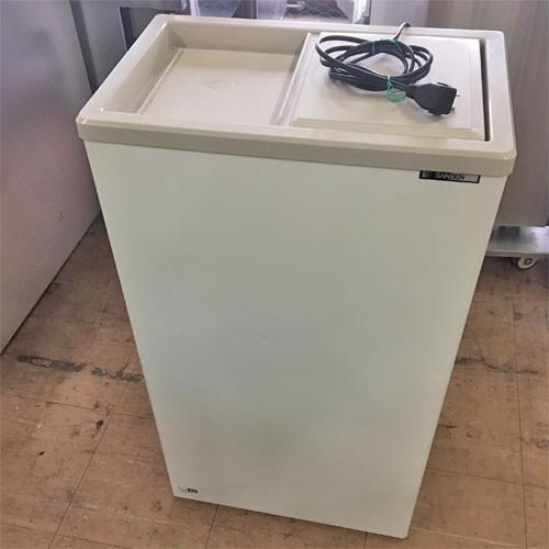 冷凍ストッカー サンデン PF-057XF 業務用 中古/送料無料
