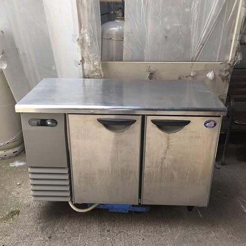 冷蔵コールドテーブル パナソニック(Panasonic) SUR-F1261SA-MS 業務用 中古/送料別途見積