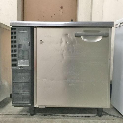 1ドア 冷蔵コールドテーブル ホシザキ RT-80SNE1 業務用 中古/送料別途見積