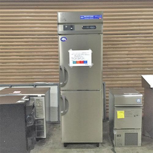 2ドア 冷蔵庫 保鮮機 サンテツ SE-DEPAK500SS-2 業務用 中古/送料別途見積