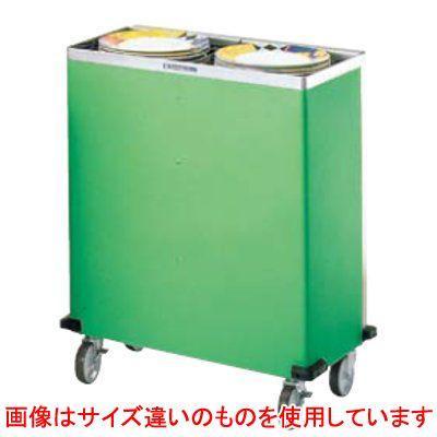 CLWシリーズ 食器ディスペンサー 食器ディスペンサー カート型 CL29W2 保温なし 【業務用】【送料別】