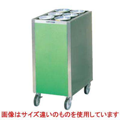 CLWシリーズ 食器ディスペンサー カート型 CL16W4 保温なし 【業務用】【送料別】