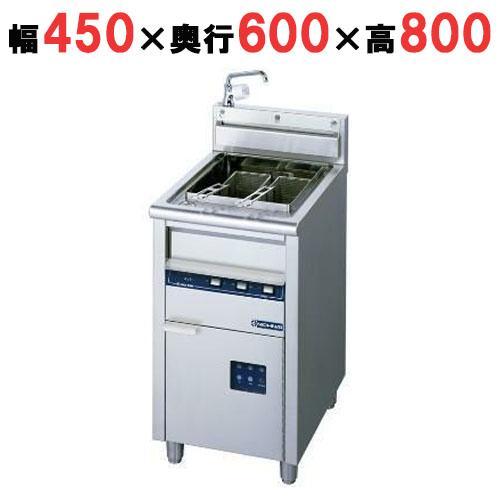 電気スパゲッティーボイラー 業務用 ENBS-450 ニチワ電機 幅450×奥行600×高さ800 送料無料