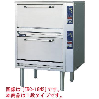 電気立体炊飯器 業務用 ERC-9N2 ニチワ電機 1段タイプ3から6kg 幅750×奥行730×高さ540 送料無料