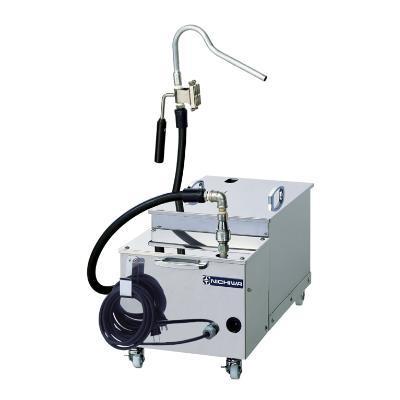 電気食用油濾過機 業務用 NY-25A ニチワ電機 幅310×奥行615×高さ330 送料無料