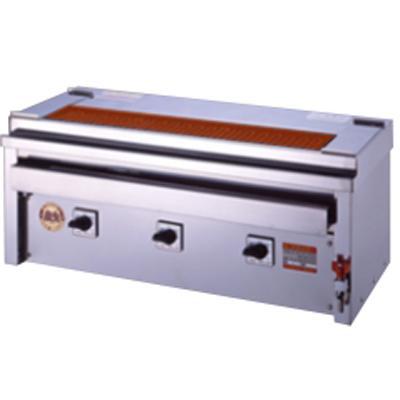 業務用 ヒゴグリラー 焼鳥専大串タイプ(卓上型)三相200V 幅910×奥行410×高さ390 (3P-210XC)