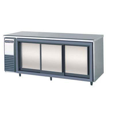 業務用冷蔵コールドテーブル YRW-180RM1-S 福島工業/送料無料 幅1800×奥行750×高さ800