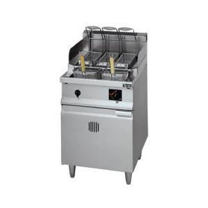 反転スパゲティ釜 業務用 MRP-H056 MARUZEN マルゼン ガス式 幅550×奥行600×高さ800+バッグガード150 送料無料