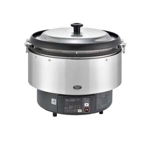 炊飯器 ガス炊飯器 リンナイ 業務用 卓上型 マイコン制御タイプ 5升 9L 幅543×奥行500×高さ460 RR-S500G-H(旧型式RR-50G1-H)