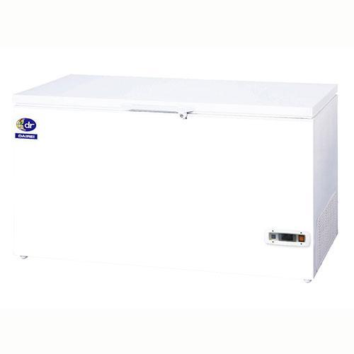 冷凍庫 冷凍ストッカー 業務用 ダイレイ -60度 368L DF-400e 幅1564×奥行694×高さ848