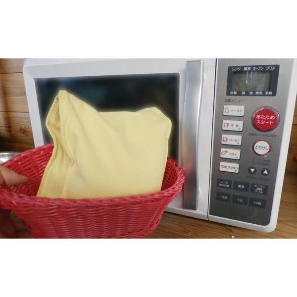 蓄熱 電子レンジでらくらく 天照石ホットピロー 安全安心 湯たんぽより効果的 コードレス 遠赤外線効果 tenshouseki38 12