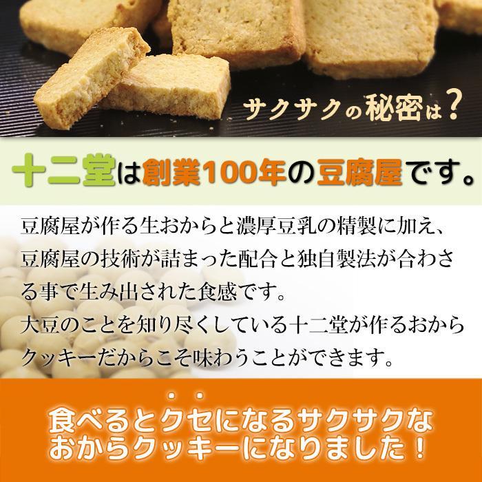 おからクッキー お試し 豆乳おからクッキー & ビスコッティ はじめてのお試しセット tentwodo 16