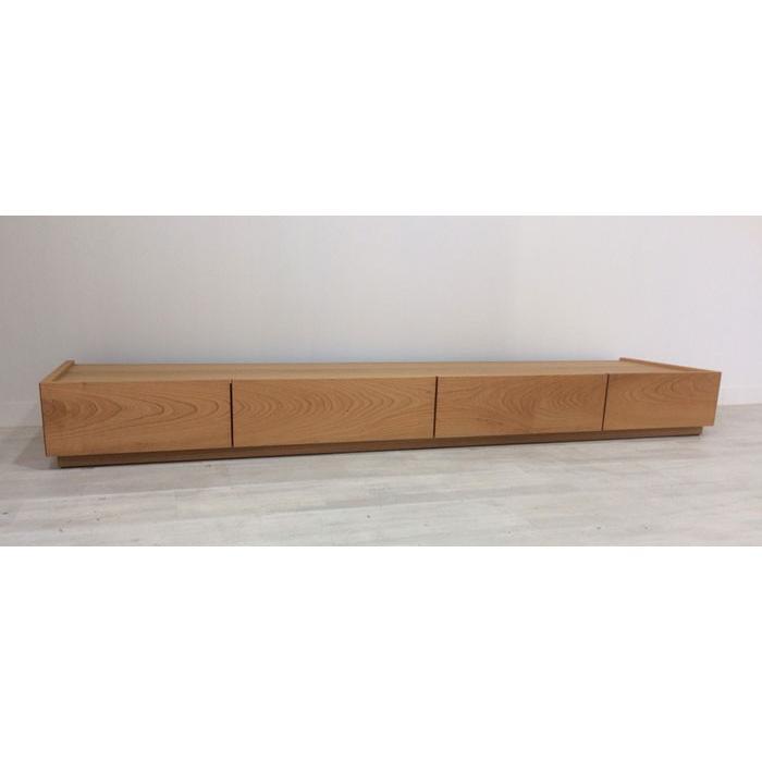 スラッシュ 180TVボード 北欧 テイスト ミッドセンチュリー テレビ台 木製 ローボード テレビボード 扉 引き出し 国産 ウォールナット 無垢 TV台 天然木 日本製|teomarina|10