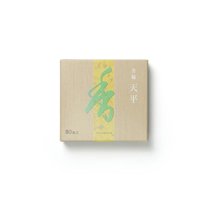 送料無料 松栄堂 お香 芳輪 天平 スティック 80本入 tera-mart 02