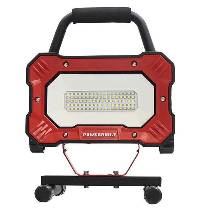 同梱・代引不可POWERBUILT(R) LED投光器 4000Lm EKS4000