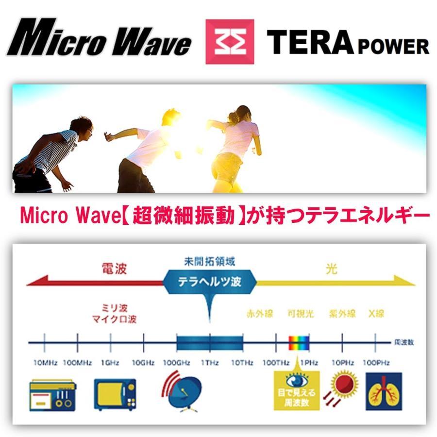 テラパワー 敷きパッド 100×205cm +アルミマット 90×180cm 冷え対策 暖か ボリューム 保温 腰痛 肩こり|terapower|03