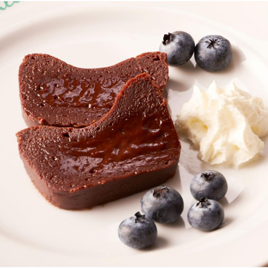 スイーツ 3種のテリーヌ ドゥ ショコラ 食べ比べセット チョコ ギフト 抹茶スイーツ チョコバナナ ケーキ お取り寄せ 高級 送料無料 人気 terrine-de-chocolat 07