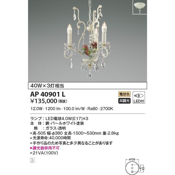 シャンデリアilum ITALYRosacee ロザーチェチェーン吊シャンデリア[LED電球色]AP40901L