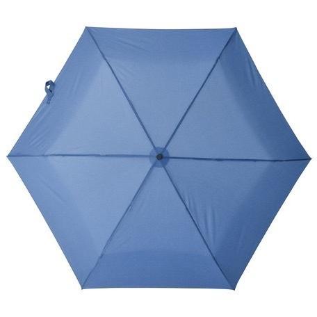 【晴雨兼用傘】  nifty colors  【ユニセックス】 折りたたみ傘 デニムプリント カーボン 軽量 60センチ UVカット90%以上|teruruya|11