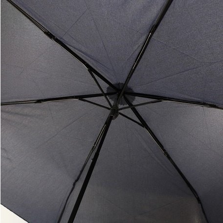 【晴雨兼用傘】  nifty colors  【ユニセックス】 折りたたみ傘 デニムプリント カーボン 軽量 60センチ UVカット90%以上|teruruya|05