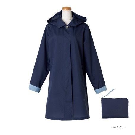 【最安値に挑戦】 【レインコート】 because(ビコーズ)ステンカラー コート レインウェア|teruruya|07