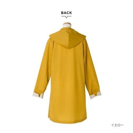 【最安値に挑戦】 【レインコート】 because(ビコーズ)ステンカラー コート レインウェア|teruruya|03