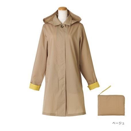 【最安値に挑戦】 【レインコート】 because(ビコーズ)ステンカラー コート レインウェア|teruruya|08