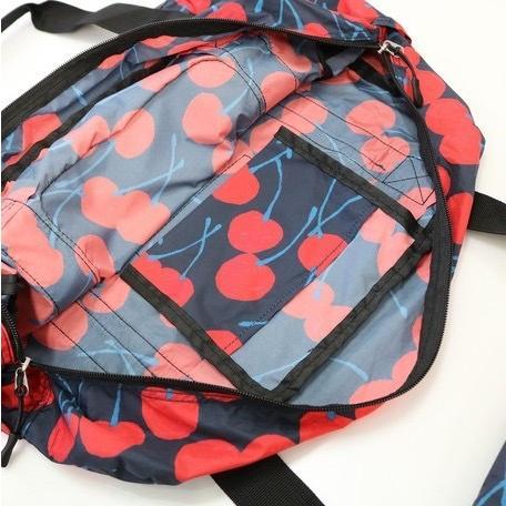 【最安値に挑戦】 【ボストンバッグ】  nifty colors(ニフティカラーズ) チェリー レインボストンバッグ teruruya 05
