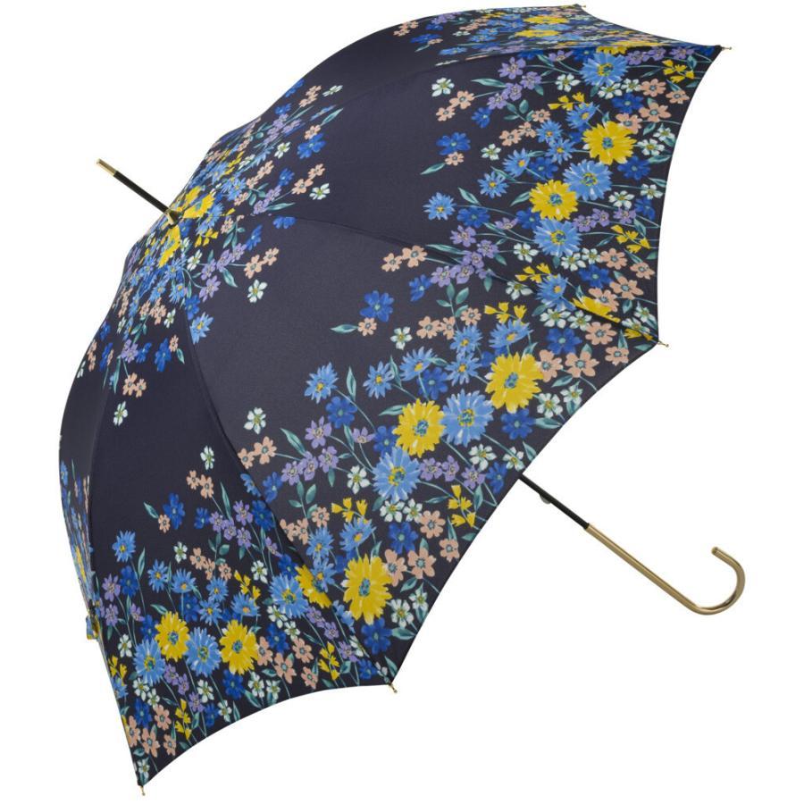傘 レディース 長傘 おしゃれ 晴雨兼用 ブランド かわいい 軽量 UVカット フラワーブルーム because ビコーズ|teruruya|07