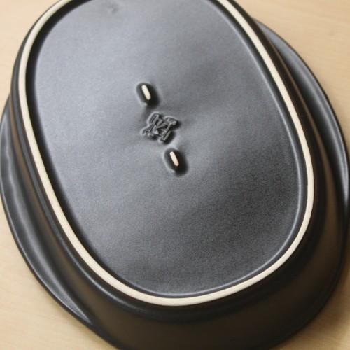 グリルパン 蓋付き 魚焼きグリル グリラー 陶器 弥生陶園 萬古焼 日本製|teshigotohompo|06