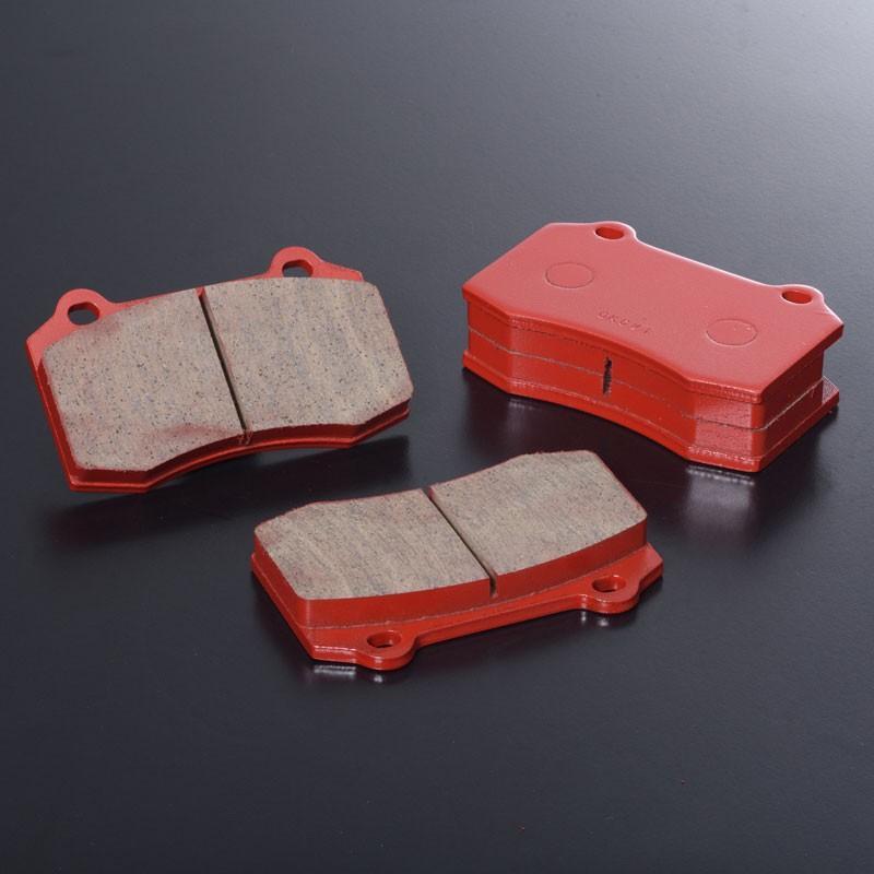 【HeartUpWorld】KOKORO/Tesla (テスラ) モデルS/ブレーキパッド低ダスト仕様|tesla-parts