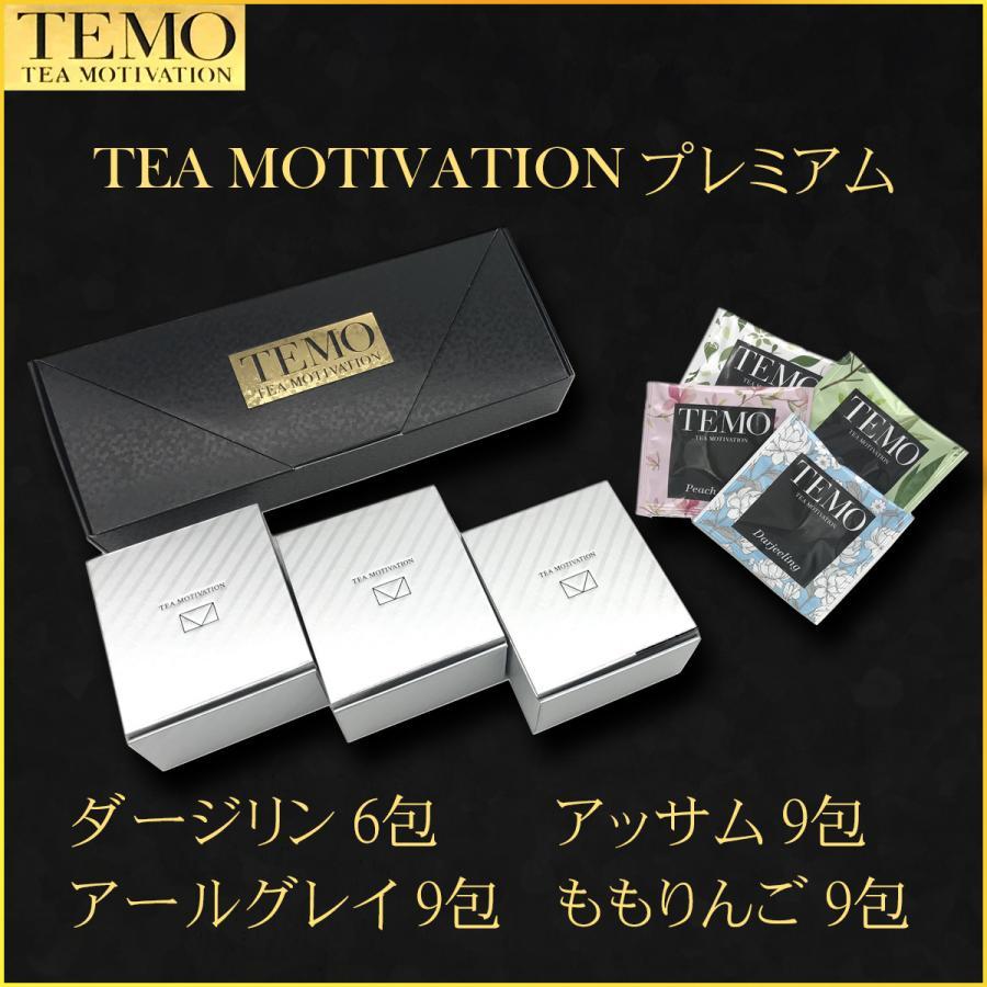 紅茶 ハロウィン ティーバッグ ギフト TEA MOTIVATION プレミアム 33包 手提げ袋付き ダージリン アッサム アールグレイ ももりんご 個包装 プレゼント|tetrafleur