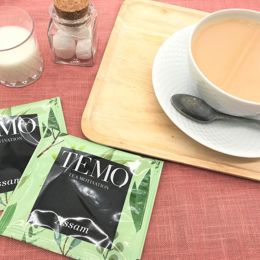 紅茶 ハロウィン ティーバッグ ギフト TEA MOTIVATION プレミアム 33包 手提げ袋付き ダージリン アッサム アールグレイ ももりんご 個包装 プレゼント|tetrafleur|07