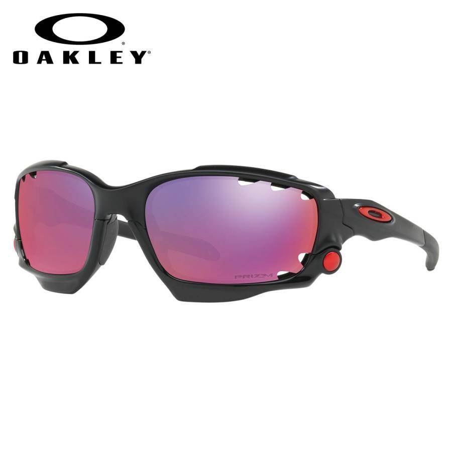 OAKLEY オークリー サングラス OO9171 3762 62サイズ RACING JACKET PRIZM ROAD レーシングジャケット プリズムロード サイクリング バイク ゴルフ