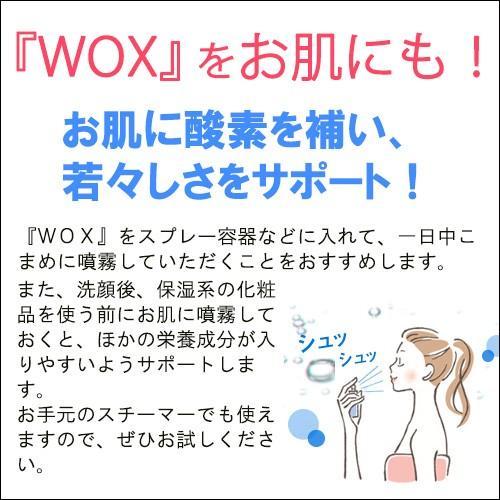 WOX(ウォックス)500ml×24本 thd 07