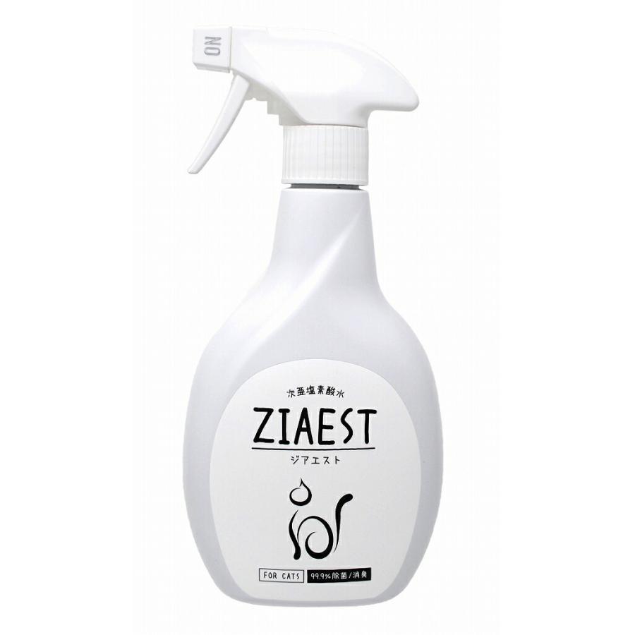 (24個セット)ペッツバリュー ジアエスト 400ml 除菌 消臭 猫次亜塩素酸水 まとめ買い